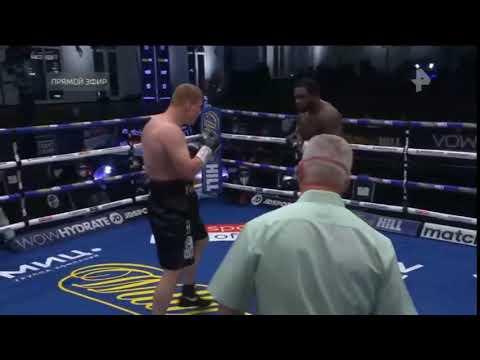 Бокс: Поветкин нокаутировал британца и стал временным чемпионом WBC