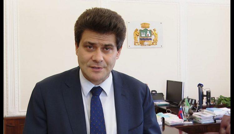 Александр Высокинский поздравил Игоря Алтушкина с юбилеем